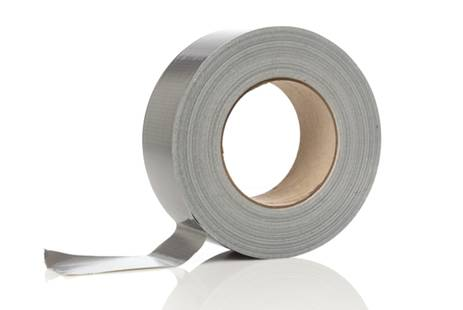 Aluminum Adhesive Tape High Temperature Slivery Tape Brilliant Hottest Size 50mm*40m Aluminum Foil Tape